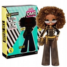 LOL Surprise OMG Royal Bee Fashion Doll with 20 сюрпризов
