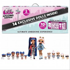 L.O.L. Surprise Amazing Surprise with 14 Dolls ! - Удивительный Сюрприз (92 см)