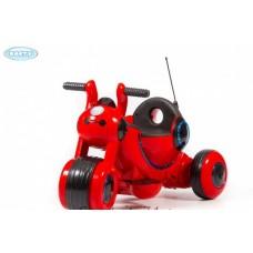 Электромотоцикл Barty Y-Maxi YM77 красный