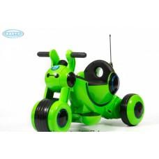Электромотоцикл Barty Y-Maxi YM77 зелёный