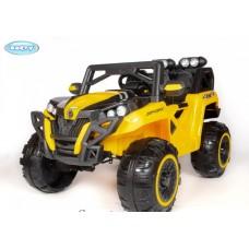 Электромобиль Barty Baggu T777MP желтый
