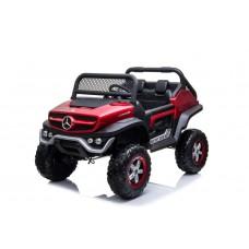 Детский электромобиль Barty Mercedes-Benz Unimog Concept Красный