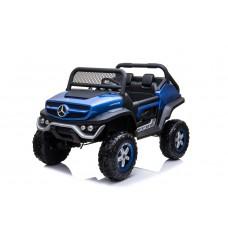 Детский электромобиль Barty Mercedes-Benz Unimog Concept Синий