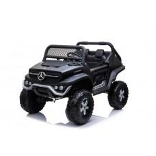 Детский электромобиль Barty Mercedes-Benz Unimog Concept Черный