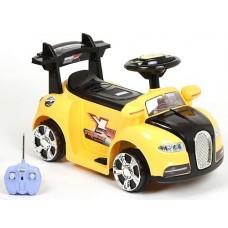 Электромобиль BARTY ZP-001 Bugatti (желтый)