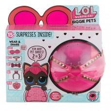 LOL Surprise Biggie Pet Spicy Kitty кукла ЛОЛ сюрприз большой питомец - Пряный Котенок