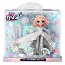 LOL Surprise! OMG Winter Disco - Crystal Star (коллекционная)