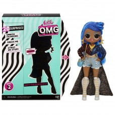 Кукла MGA Entertainment LOL Surprise OMG Miss Independent Fashion Doll с 20 сюрпризами