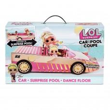 LOL Surprise! Игровой набор LOL Автомобиль с бассейном 2 в 1