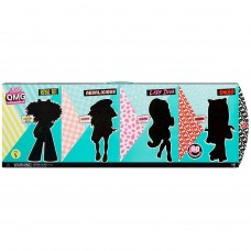 Набор из 4 кукол L.O.L. Surprise! O.M.G. 1 серии  422020