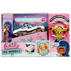 LOL Surprise RC Wheels Кабриолет (на радиоуправлении) J.K Downtown 569398
