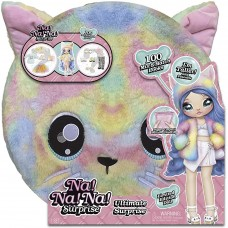 Кукла Na! Na! Na! Surprise Ultimate Kitty - Огромный Сюрприз (розовый) 571810