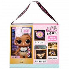 Кукла L.O.L. Surprise! Big Baby D.J. - Диджей (28 см) 573067