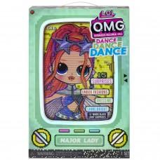 LOL Surprise! O.M.G. Dance  Major Lady  572985