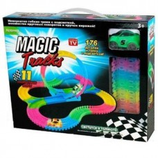 Набор Magic Tracks c одной петлей 176 деталей