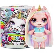 Poopsie Glitter  Surprise Unicorn Единорог Блестящий Фиолетовый/Розовый