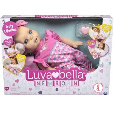 Кукла Luvabella Новорожденная малышка 6047317