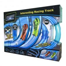 Трубопроводные гонки Chariots Speed Pipes, набор 48 деталей
