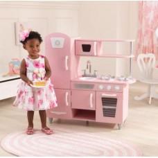 KidKraft Винтаж Vintage (розовая) - детская кухня