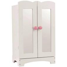 KidKraft кукольный шкаф для одежды