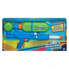 Бластер Hasbro NERF Супер Сокер XP100 стреляет водой