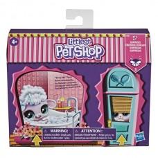 Игровой набор Littlest Pet Shop Груминг-салон для петов