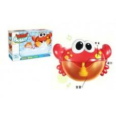 """Игрушка для ванной """"Краб"""", со звуковыми и световыми эффектами, 16,50х9х25,50 см"""