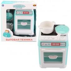 Игровой набор ABtoys Помогаю маме Бытовая техника Электрическая плита