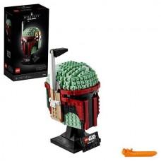 Конструктор LEGO STAR WARS TM Шлем Бобы Фетта