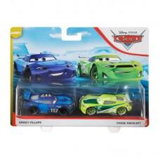 Игровой набор Mattel Cars набор из 2 базовых машинок