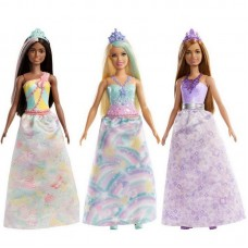 Barbie Волшебные принцессы в ассортименте 3 вида