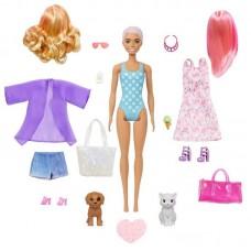 Кукла Barbie Невероятный сюрприз (кукла+ питомцы с аксессуарами), 3 вида