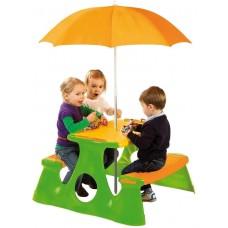 Стол - пикник с зонтом