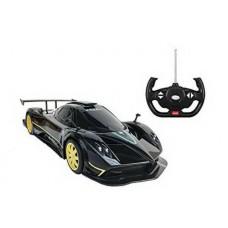 Машинка на радиоуправлении RASTAR Pagani Zonda R цвет черный 2.4G, 1:14