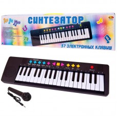 Синтезатор (пианино электронное), 37 клавиш, 54 см
