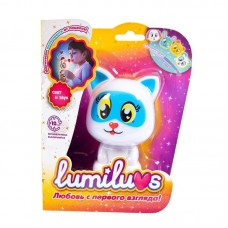 Ночник LUMILUVS Котёнок Kitty (голубой)