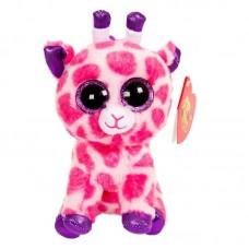Жираф розовый, 15 см