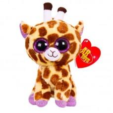 Жираф коричневый, 15 см