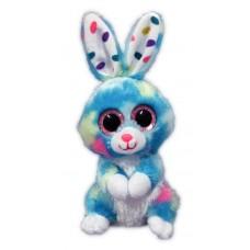 Кролик голубой, 15 см