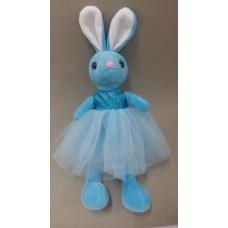Кролик в платье, 20 см