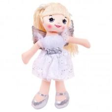 Кукла мягконабиваная, балерина, 30 см, цвет белый