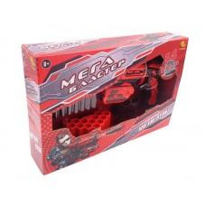 Мегабластер Набор для стрельбы мягкими пулями (14 пуль в комплекте)