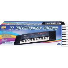 Детский синтезатор (пианино электронное), 37 клавиш, 80см (ABtoys. DoReMi, D-00002)