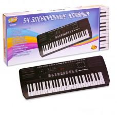 Детский синтезатор (пианино электронное), 54 клавиши, 78см (ABtoys. DoReMi, D-00009(SK-570)пц)