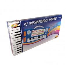 Детский синтезатор (пианино электронное), 37 клавиш (ABtoys. DoReMi, D-00019(SD955))