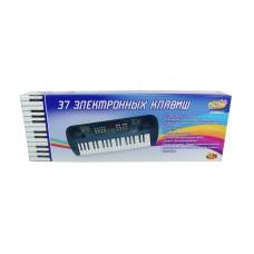 Детский синтезатор (пианино электронное), 37 клавиш, 54 см (ABtoys. DoReMi, D-00033(SD3719))
