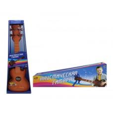 Детская акустическая гитара, цвет коричн. (ABtoys. DoReMi, D-00040)