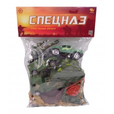 """Набор военных фигурок""""Спецназ"""", 38 предметов (ABtoys. Фигурки, PT-00577)"""