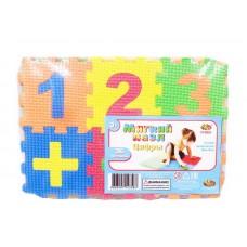"""Коврик-пазл """"Мягкие пазлы"""" Изучаем цифры (ABtoys. Игры и игрушки для малышей, PT-00825(WZ-A2397))"""