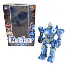 Робот с эффектами, на батарейках (ABtoys. Игрушки для мальчиков, C-00133)